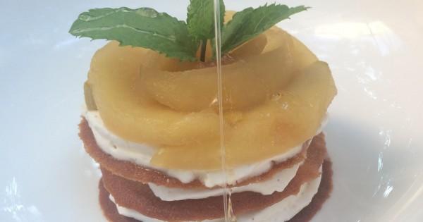 בהשראת תפוח בדבש: קינוח חגיגי לראש השנה