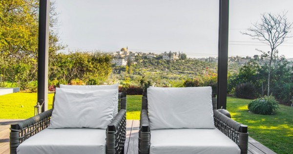 הציונים שוויתרו על ארצות הברית בשביל בית עם נוף מרהיב בישראל