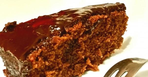 מתכון לעוגת שוקולד טבעונית