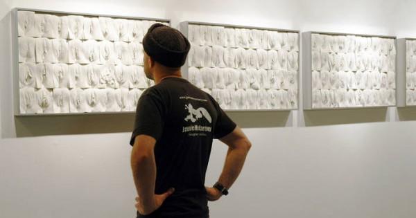 חומת הנרתיק הגדולה: המיצג האמנותי שמשנה את חייהן של נשים