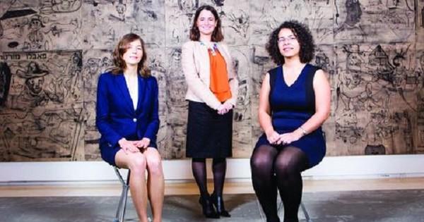 מפגש תרבויות: שלוש הצעירות שהקימו מיזם לצמצום מחלות גנטיות