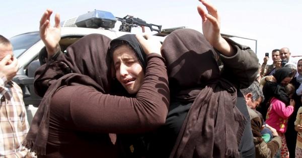 הבריחה מדאעש: הטראומה הכפולה של היזידיות