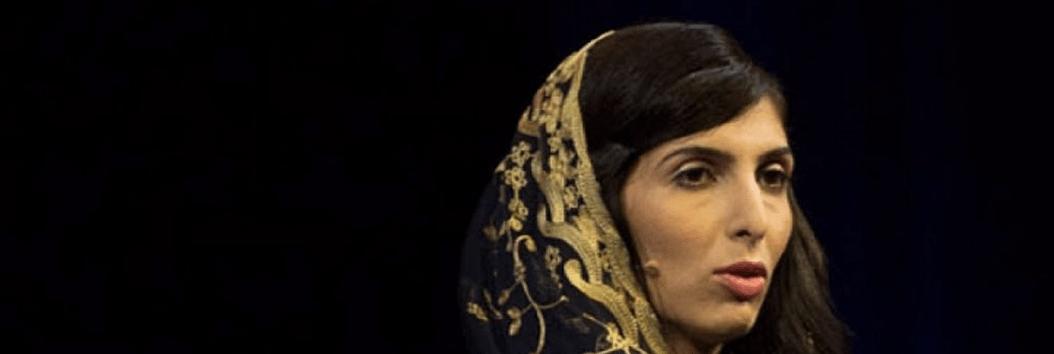בגיל 16 לא היה לה מושג מה זה מחשב, היום היא היזמית הגדולה של אפגניסטן