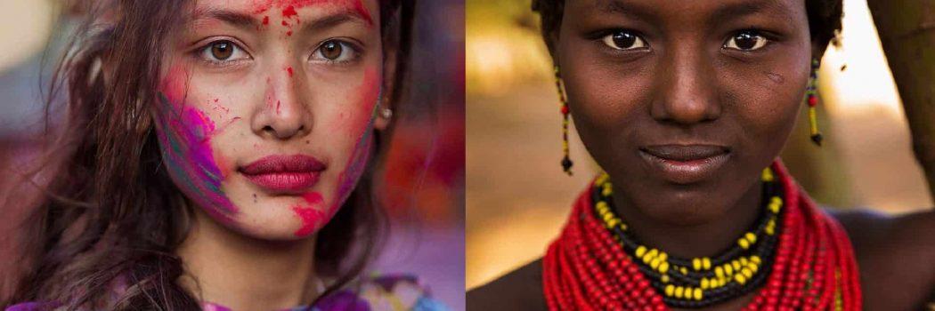 אטלס היופי: 4 שנים, 60 מדינות, 500 נשים