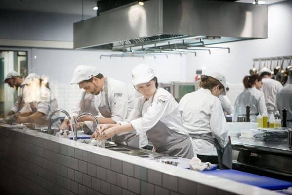 לימודי בישול בדנון, בית הספר למצוינות קולינרית