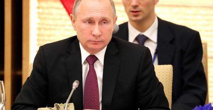 לא ביל גייטס ולא ג'ף בזוס: האם ולדימיר פוטין הוא האיש העשיר בעולם?