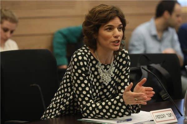 """""""לשמחתי הרבה יוצא לי לראות נשים בתחום אבל כמו בכל תחום - גם כאן הרוב הוא גברי. צילום: אתר הכנסת."""