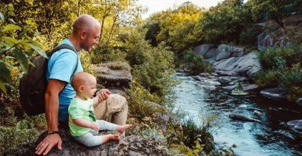 4 מסלולי טיול נהדרים שמתאימים גם לילדים קטנים