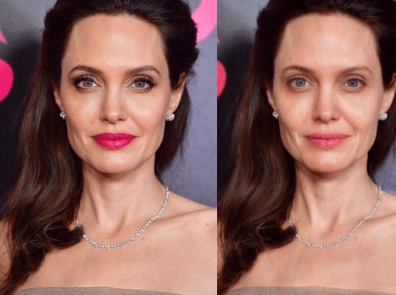 האפליקציה שחושפת איך באמת נראות נשים מתחת לאיפור
