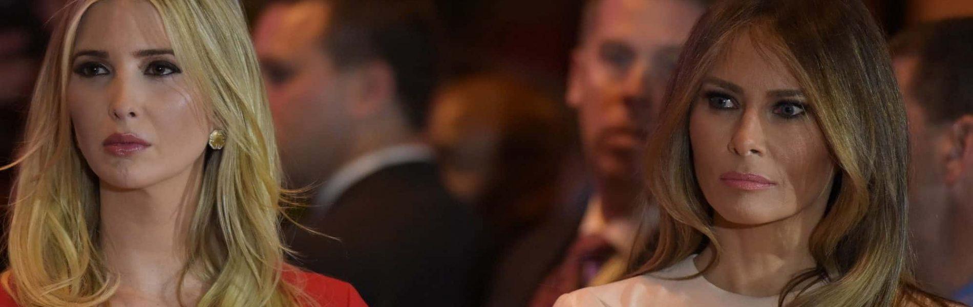 איך עקפה איוונקה טראמפ את מלניה והפכה לאחת הנשים החזקות בעולם?