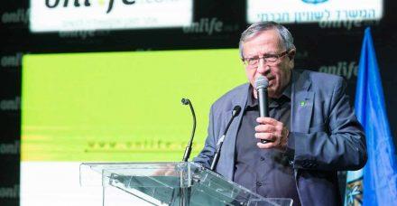 """ישראל זינגר, ראש עיריית ר""""ג: בצמרת העירייה יש שוויון בין גברים לנשים"""