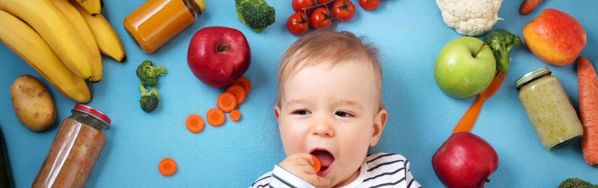 גורמה לתינוקות? 6 רעיונות לגיוון ושדרוג התפריט