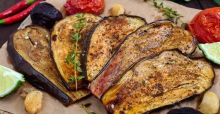 כמה פשוט ככה טעים: פרוסות חצילים בתנור