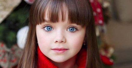 אנה קנייזבה: רק בת 6, עם חצי מיליון עוקבים באינסטגרם