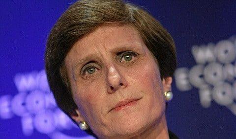 איירין רוזנפלד. צילום: World Economic Forum