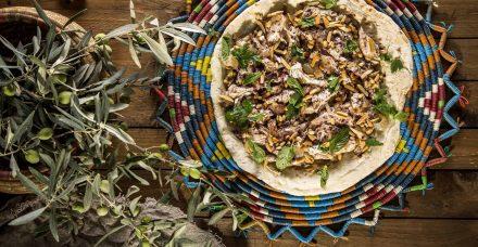 מתכון למסח'ין: להכניס את המטבח הערבי הביתה