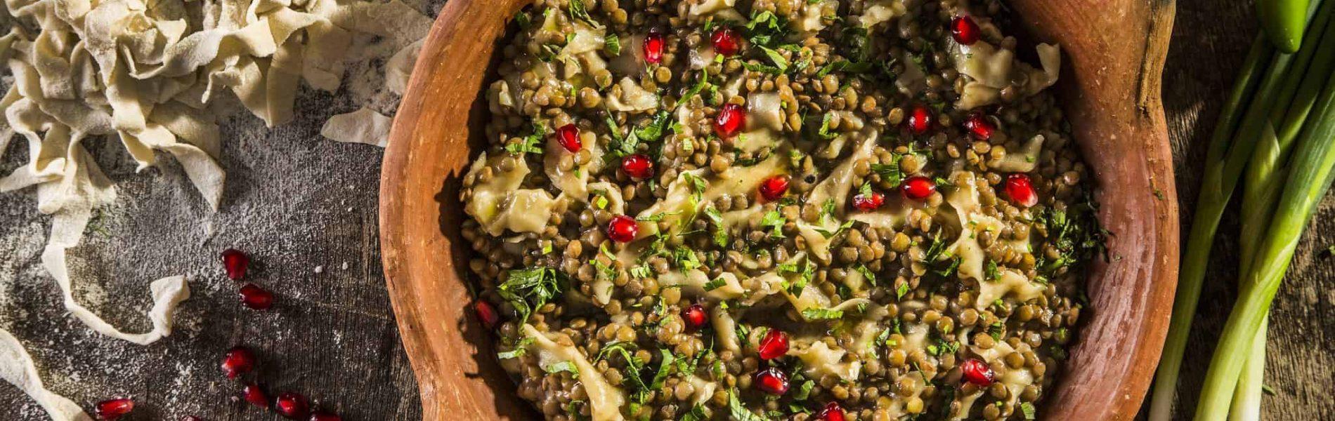 רקאקה ועדס: מתכון מנצח מהמטבח הערבי