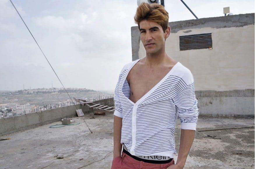 גברים ערבים. צילום: סקרלט קוטן
