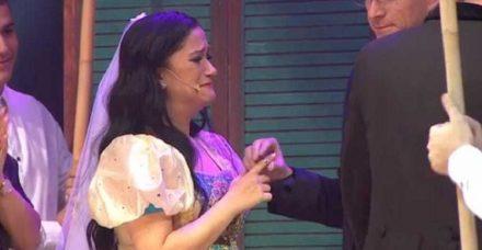 למה החתונה בהפתעה של כוכבת הילדים מיקי היא הסיוט של כל אישה?