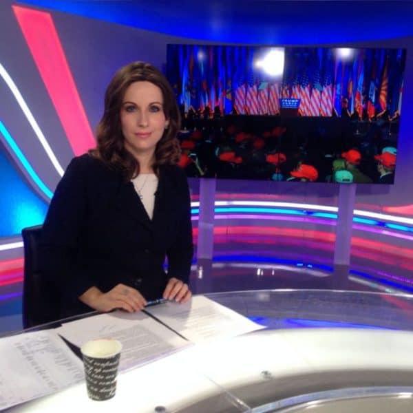 אנה רייבה - ברסקי. צילום יחצ ערוץ 9