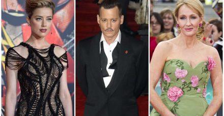 לג'יי קיי רולינג אין בעיה שג'וני דפ יככב בסרט הארי פוטר החדש. ולכם?