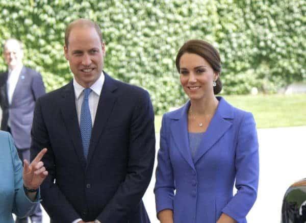 קייט מידלטון והנסיך וויליאם, צילום: Shutterstock