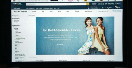 אמזון שוברת את שוק האופנה ואת חדוות הקניות