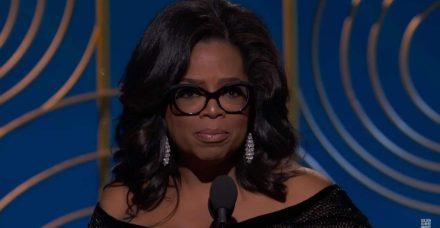 אופרה ווינפרי: הנאום המלא מטקס פרסי גלובוס הזהב 2018