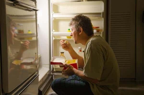 הפרעות אכילה אצל גברים