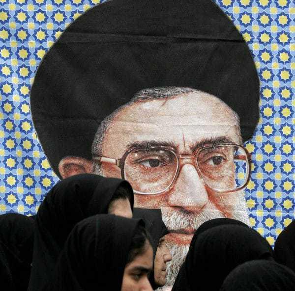 המנהיג העליון של איראן עלי חאמנאי. צילום: shutterstock