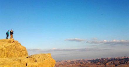 מצפה רמון – שש סיבות נהדרות לבקר במכתש ובעיר הצמודה אליו