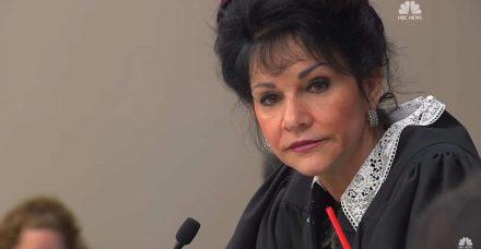 רוזמרי אקווילינה: השופטת שעשתה תיקון היסטורי לנפגעות תקיפה מינית
