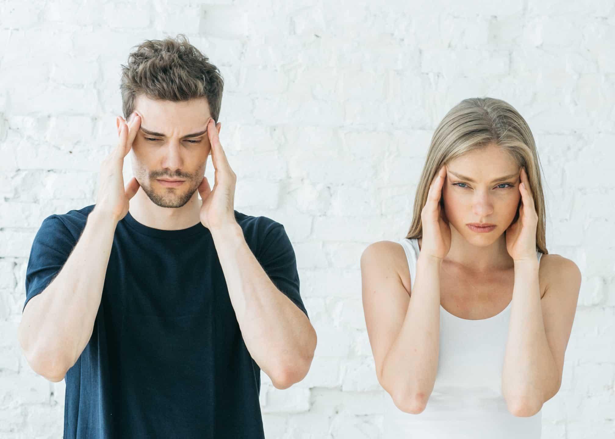 כאבי ראש: מי סובל מהם יותר, נשים או גברים?