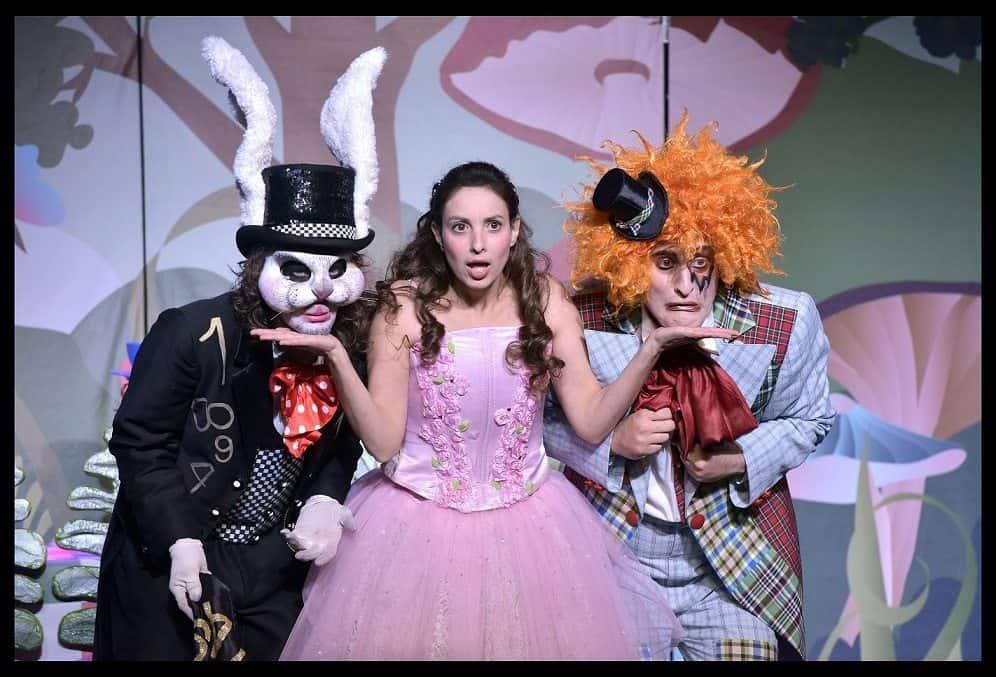 אופרה לילדים- אליסה בארץ הפלאות. צילום יוסי צבקר (12)