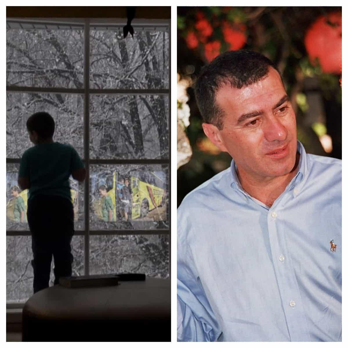 """שלומי אלדר יוצר הסרט """"ארץ זרה"""". צילום כרמל אליהו"""