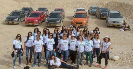 נבחרת און לייף: מסע נשי במדבר עם הנשים שאת רוצה סביבך כל השנה