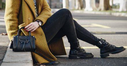 מכנסיים שחורים: פריט אחד, 4 לוקים