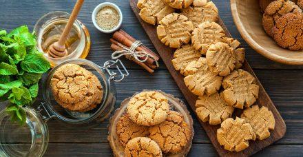 עוגיות לפסח: והפעם גם כשר, גם טעים וגם בריא