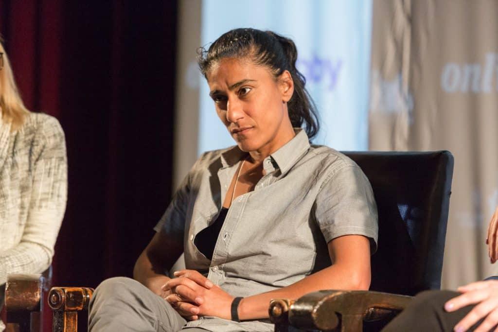 סמירה סרייה. צילום: בני גם זו לטובה