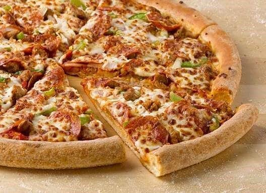 "פאפאוויק פיצה של פאפא ג'ונס. צילום: יח""צ"