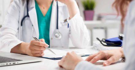 מפגש מקרי עם רופאה שינה את חיי