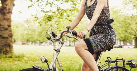 להגיע לעבודה על אופניים ולשמור על סטייל