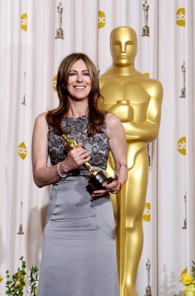 קתרין ביגלו - הבימאית היחידה שזכתה באוסקר. צילום: Shutterstock