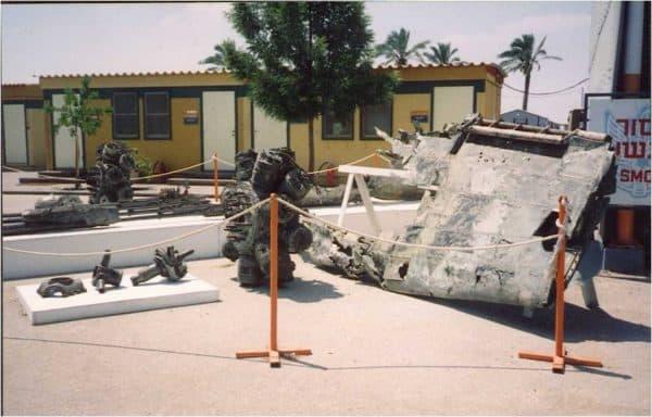 בופייטר ד171 - שרידי המטוס