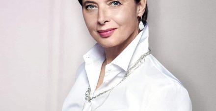 """איזבלה רוסלני חוזרת ללנקום, 23 שנים אחרי שפוטרה כי היא """"זקנה מדי"""""""