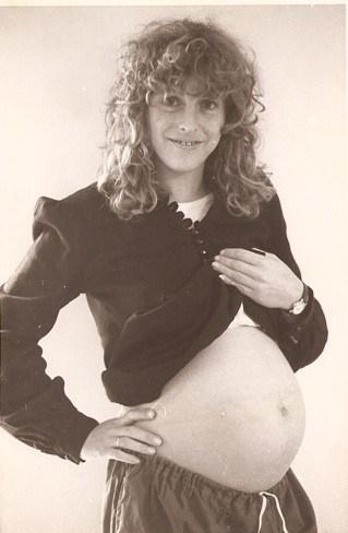 קרולין לנגפורד, 1981