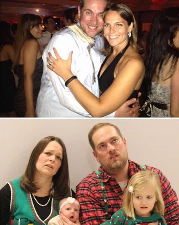 לפני ואחרי הורות