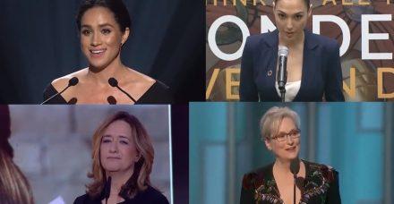 מגל גדות ועד למלאלה יוספזאי: הנאומים הכי מבריקים שנשאו נשים