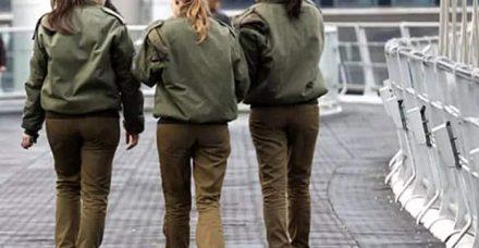 """בקרוב חיג'אב: מפקדים בשיזפון אסרו על חיילות ללבוש חולצות לבנות כי """"זה לא צנוע"""""""