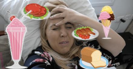 איך מתגברים על הנפילות כשמנסים לאכול בריא